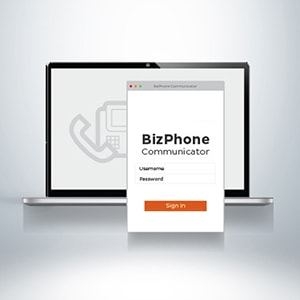GoInternet Bizphone Softphone App